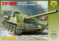 Самоходка 3531 Су-100